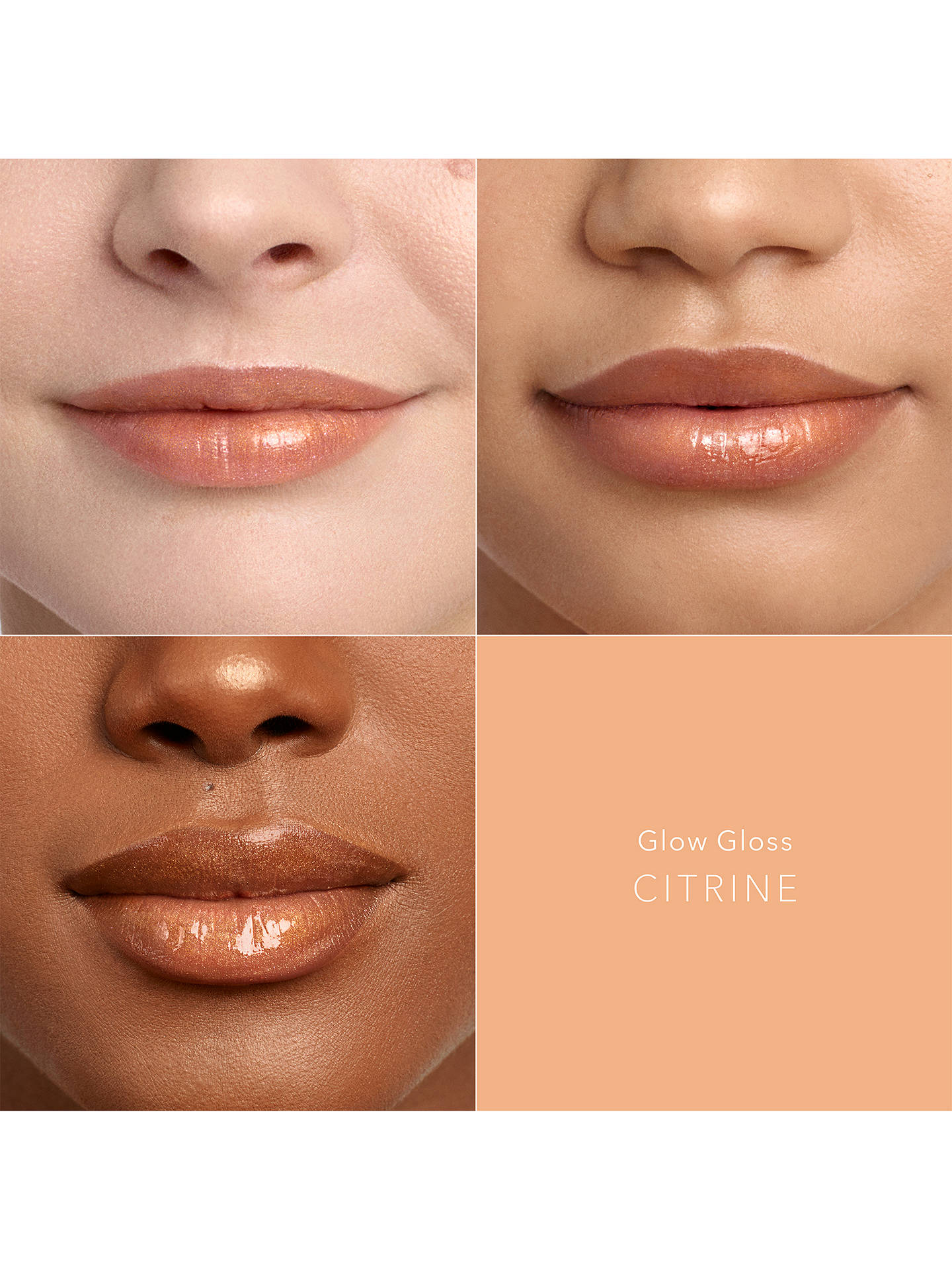 Buy BECCA Glow Gloss, Champagne Crème Online at johnlewis.com