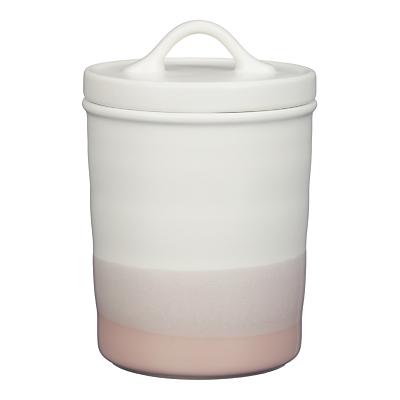 Croft Collection Lidded Ceramic Storage Pot