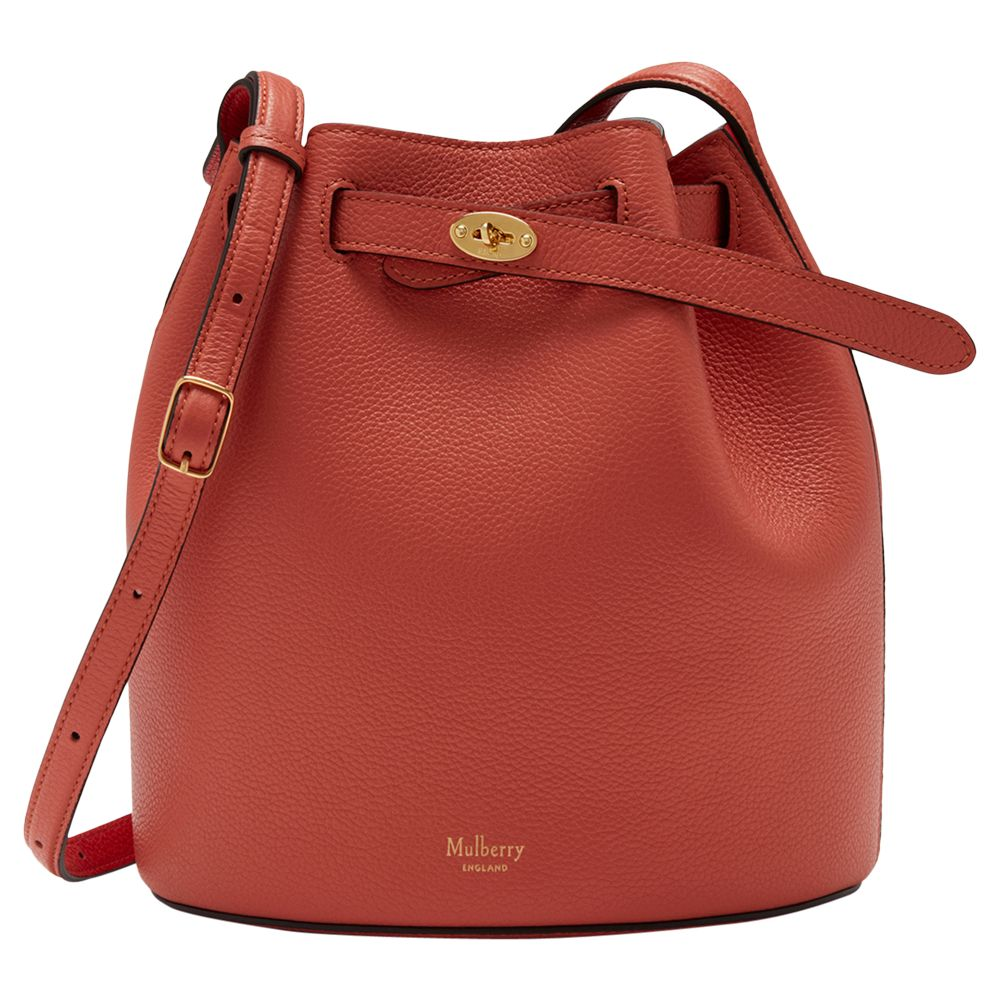 63bd3ea2162 ... ireland mulberry abbey small classic grain leather bucket bag at john  lewis partners 2ebea d3b10