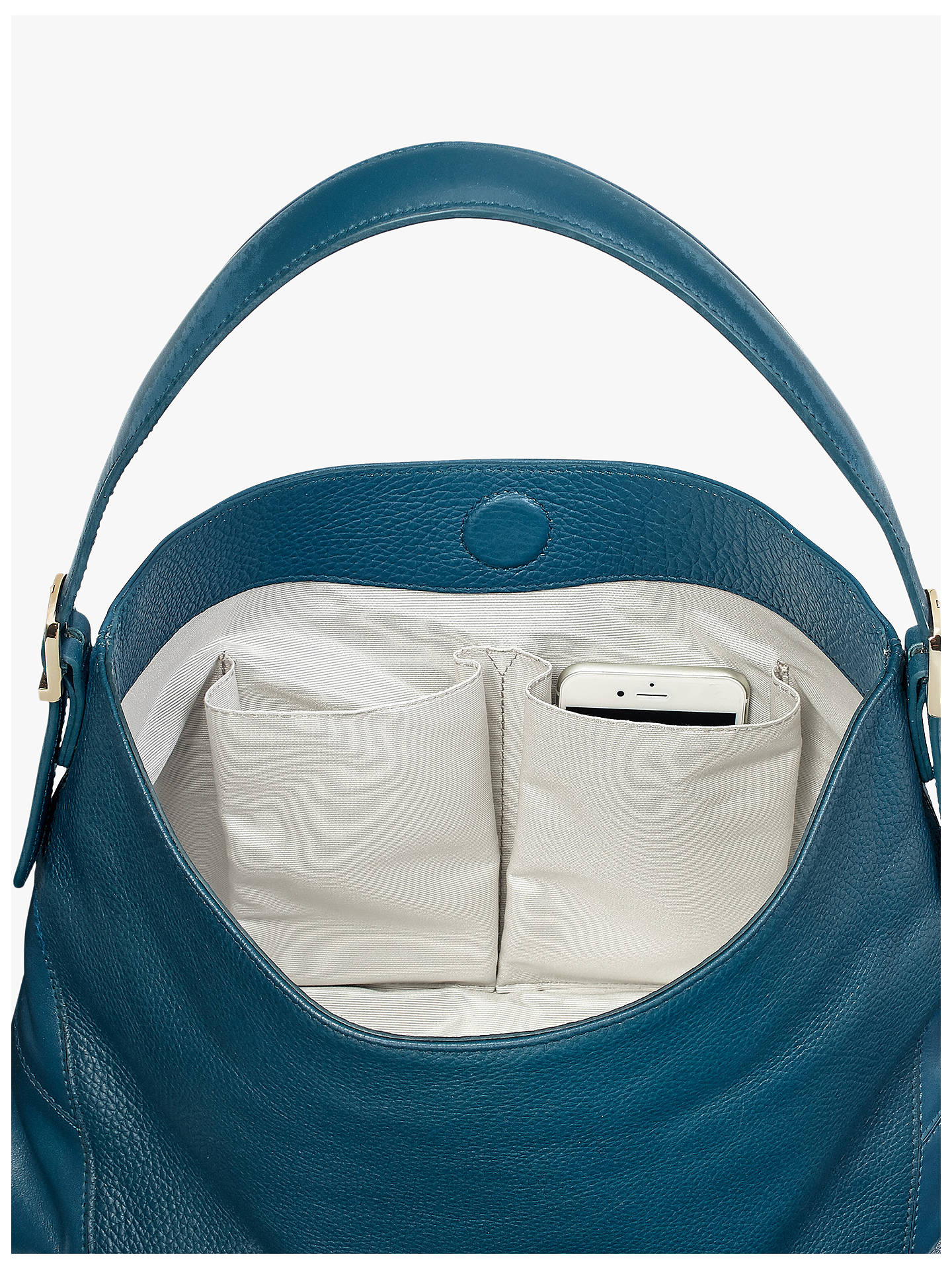 e83a9317599a ... Buy Aspinal of London Small Leather Hobo Bag