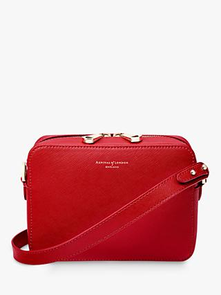 Aspinal Of London Blogger Leather Cross Body Bag