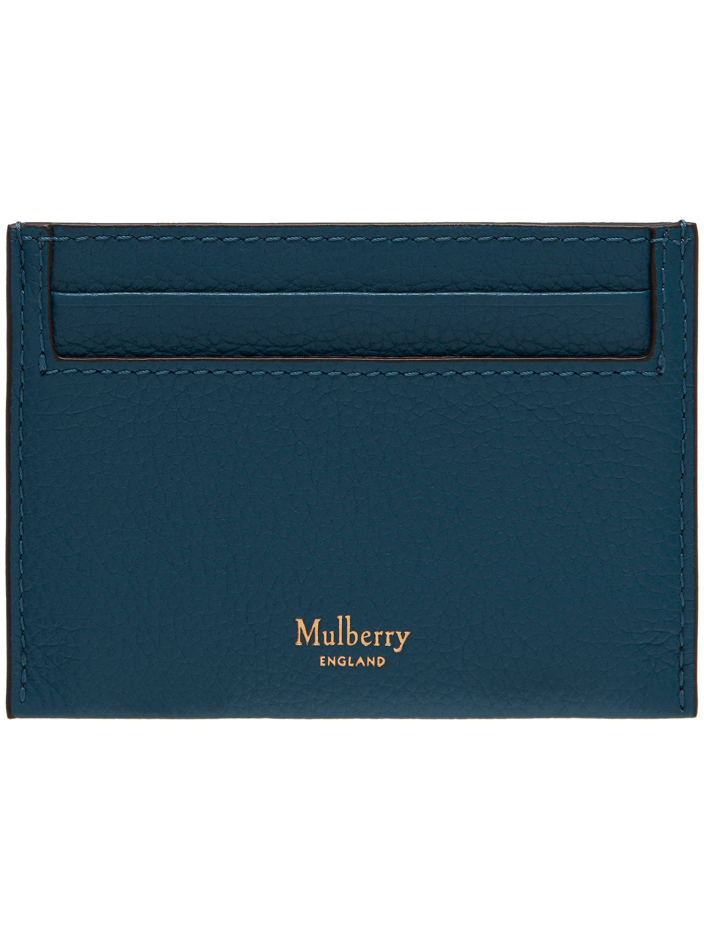 485db0a6c5b7 Mulberry Continental Small Classic Grain Leather Credit Card Slip ...
