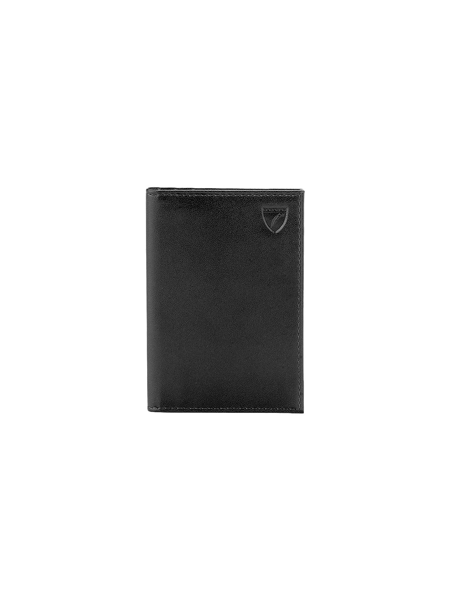 Aspinal of London Leather Double Fold Credit Card Case at John Lewis ... 32bb2ef45d31