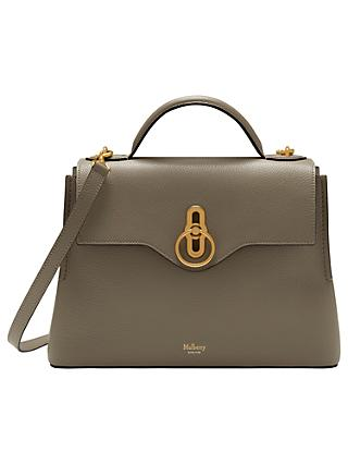 62857b6116 ... shopping mulberry seaton classic grain leather small satchel bag 65e94  aebdf