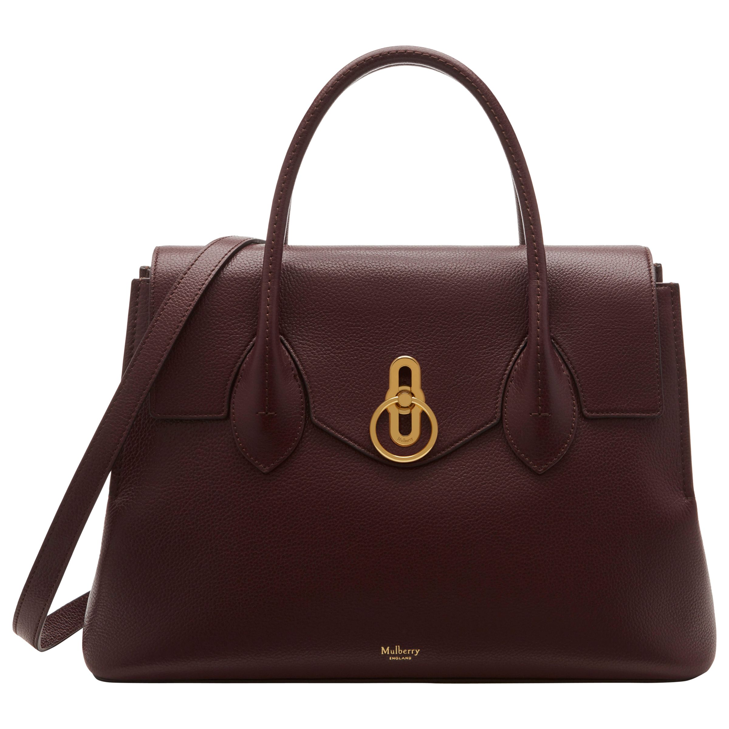 ... bag multi a3019 9f207 free shipping mulberry seaton leather satchel at  john lewis partners 90737 0b3f8 ... a9d20c85b973b