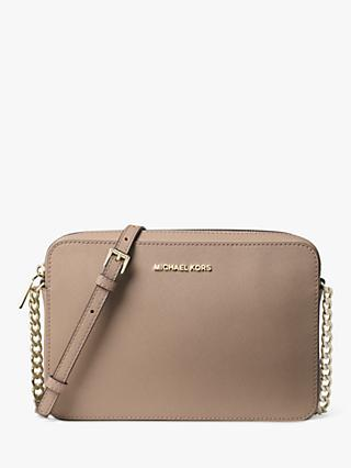 72f25f3b0b MICHAEL Michael Kors Crossbodies Leather East   West Cross Body Bag