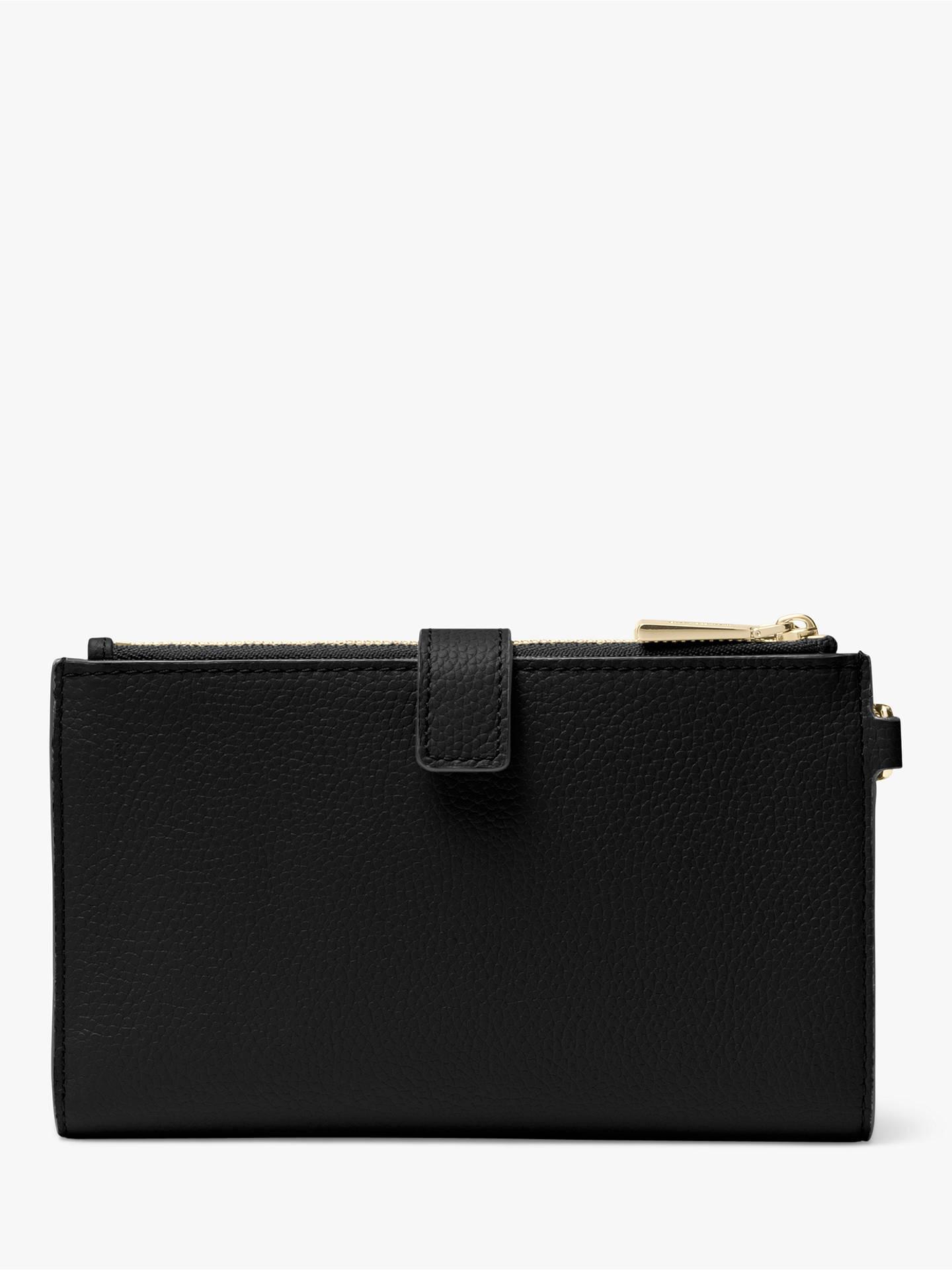 3198dc7c3379 MICHAEL Michael Kors Pouches   Clutches Leather Wristlet Purse at ...