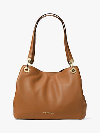 MICHAEL Michael Kors Raven Large Leather Shoulder Bag 21816fea4fc8e