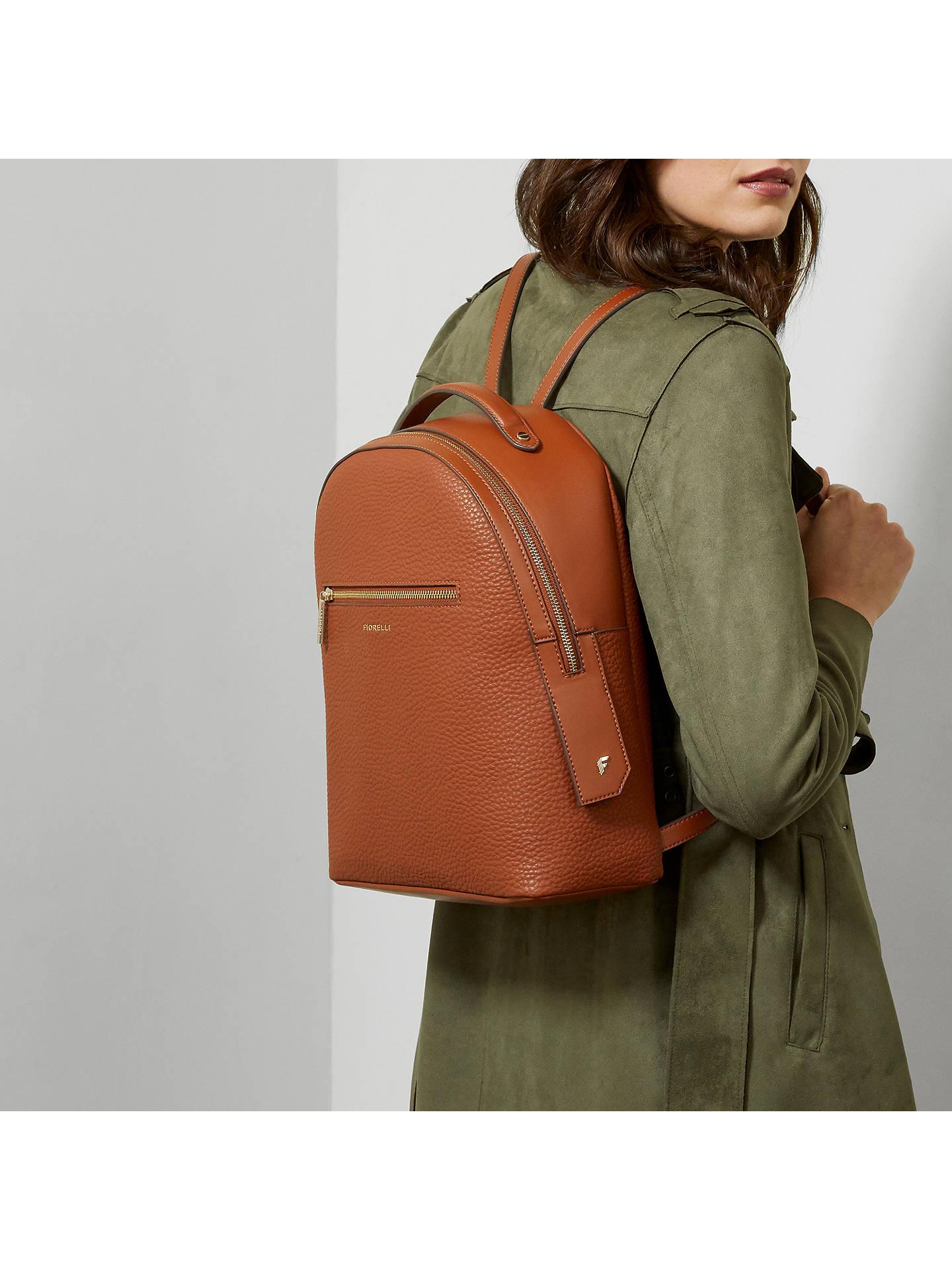 Fiorelli Anouk Large Backpack at John Lewis   Partners
