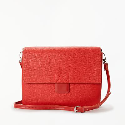Kin Erika Cross Body Bag, Red