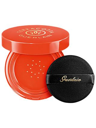 Guerlain Terracotta Cushion Fresh Bronzing Fluid Makeup SPF 20, Medium