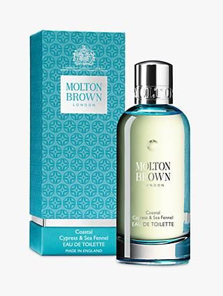 Molton Brown Coastal Cypress & Sea Fennel Eau de Toilette, 100ml
