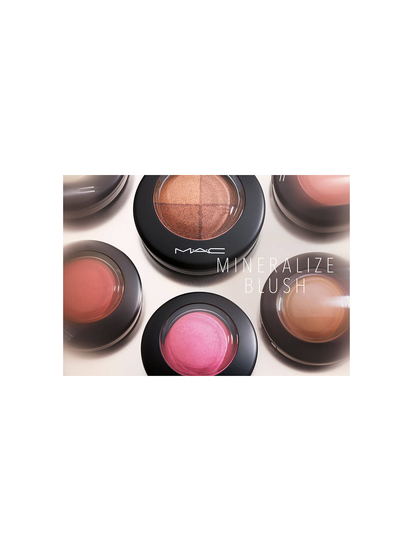 Buy MAC Mineralize Blush, New Romance Online at johnlewis.com