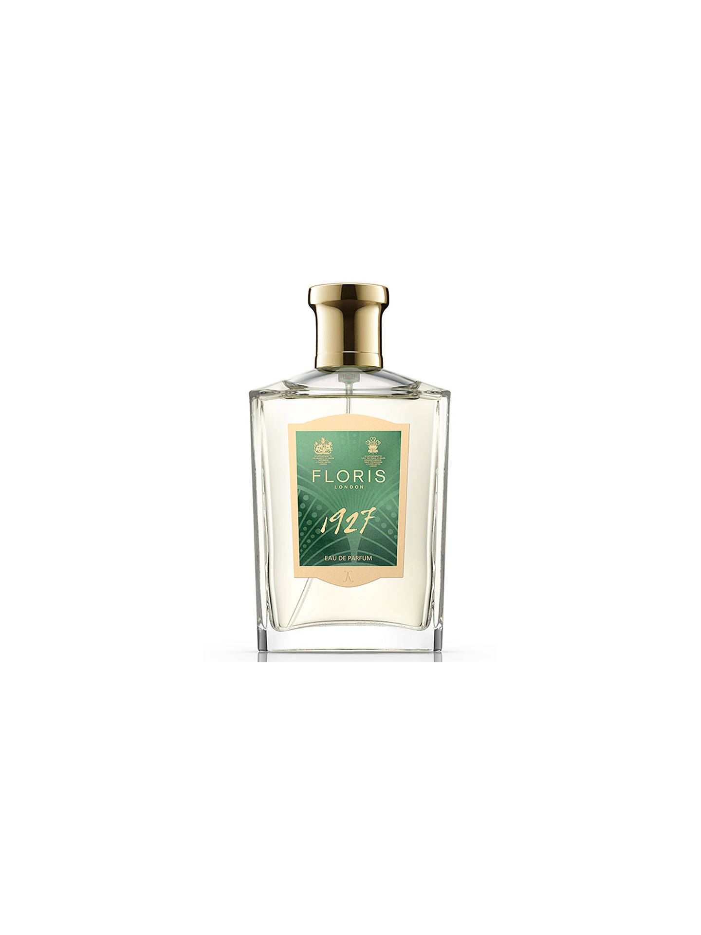 Buy Floris 1927 Eau de Parfum, 100ml Online at johnlewis.com