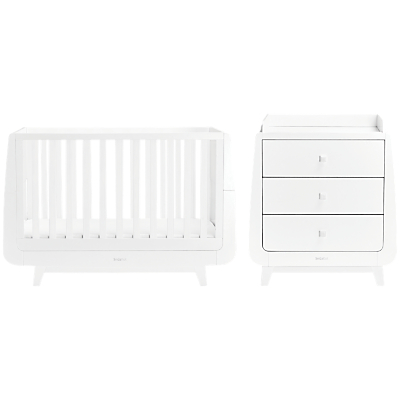 Snüz Snüzkot Luxe 2 Piece Nursery Furniture Set