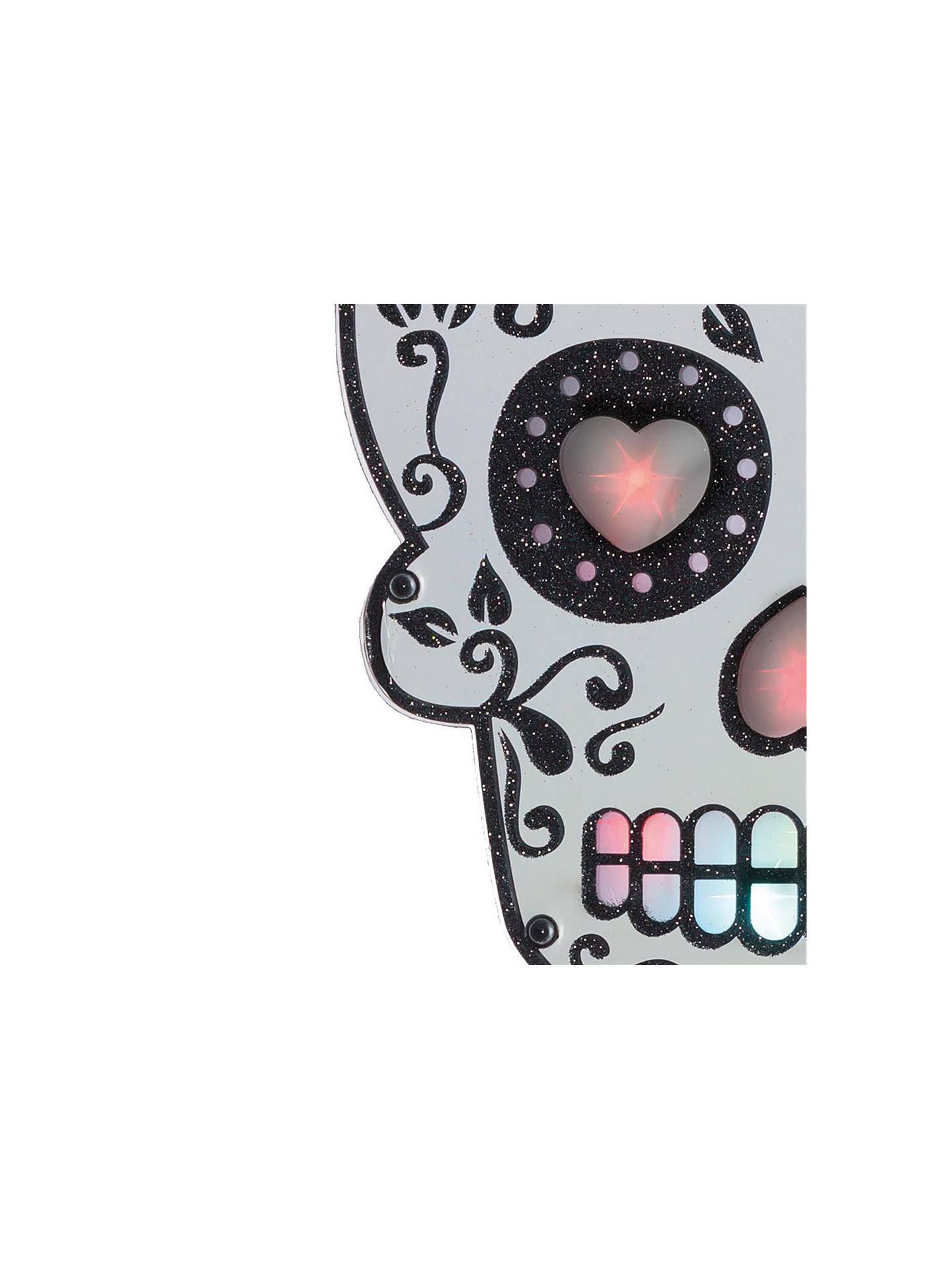 BuyPremier Decorations Day of the Dead Plaque, 30cm Online at johnlewis.com