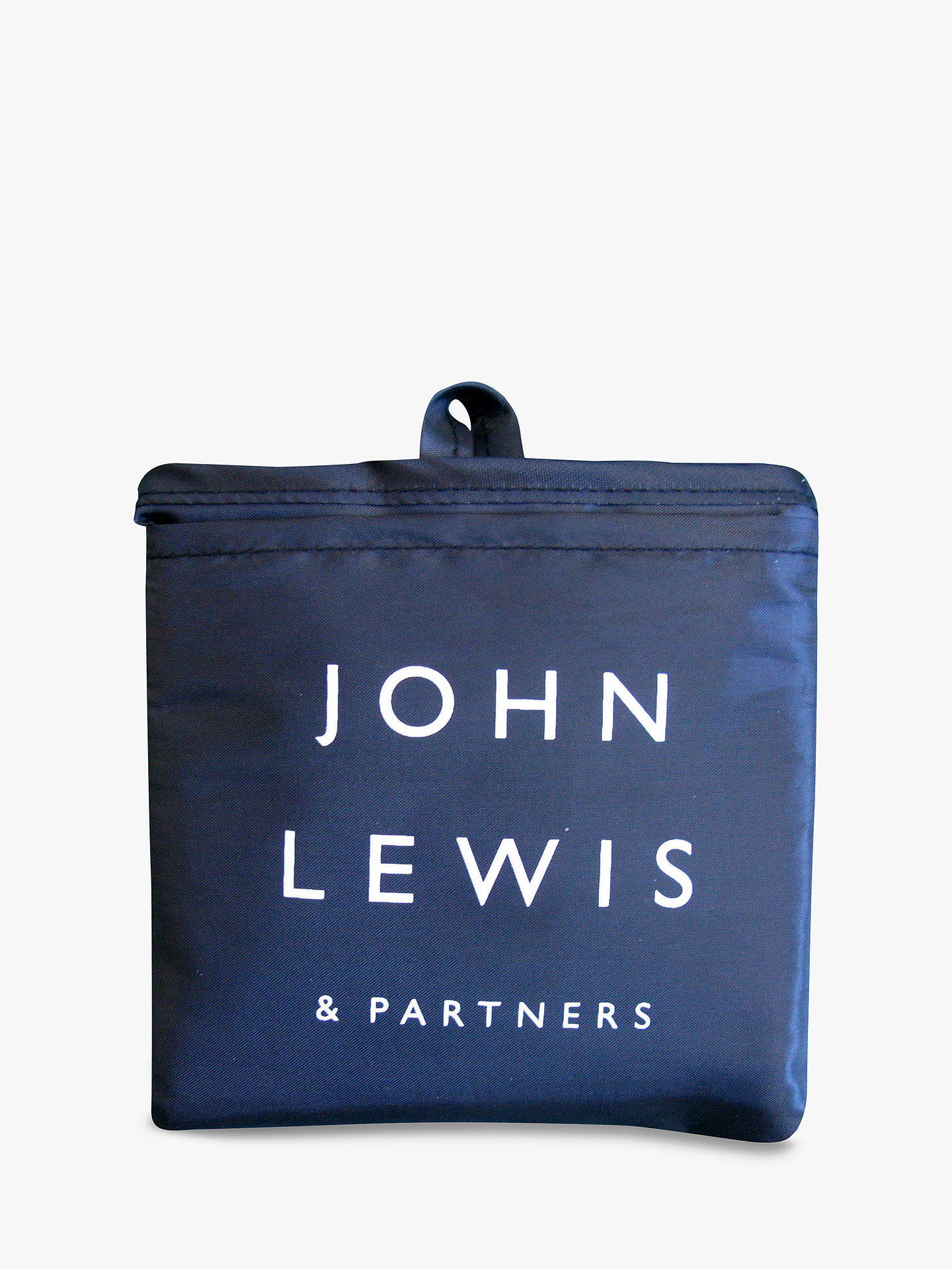 Buy John Lewis & Partners Foldaway Pouch Bag Online at johnlewis.com