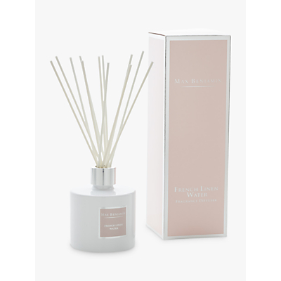 Max Benjamin Classic French Linen Water Diffuser, 150ml