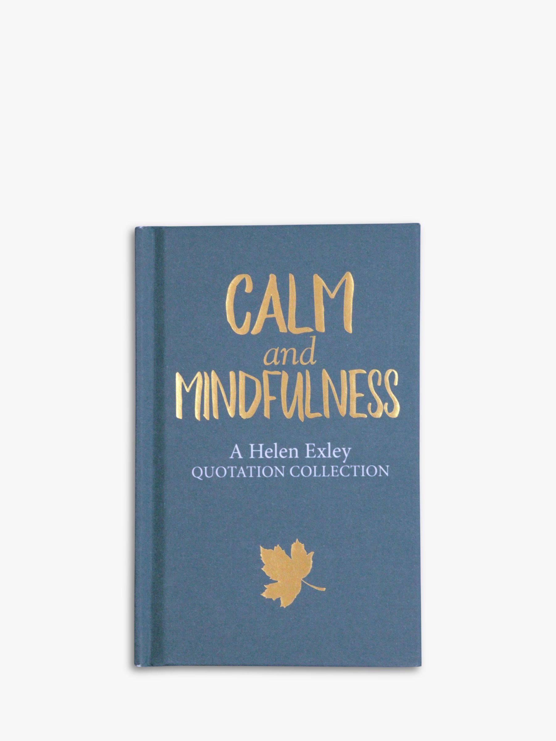 Allsorted Allsorted Calm & Mindfulness Quotes Book