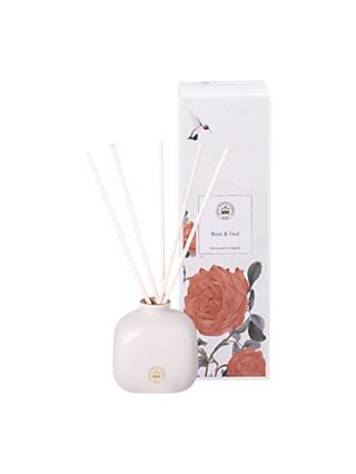 Kew Gardens Rose & Oud Reed Diffuser, 150ml