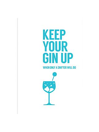Allsorted Keep Your Gin Up Book