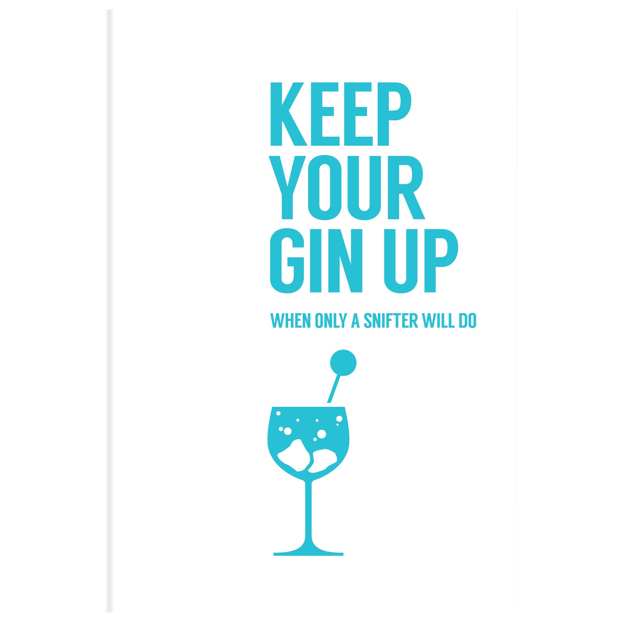 Allsorted Allsorted Keep Your Gin Up Book
