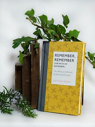 Allsorted Remember Remember Book