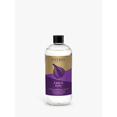 Esteban Fig Noir Diffuser Refill, 500ml