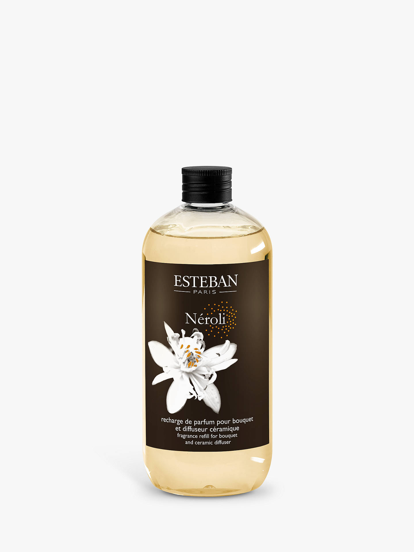 BuyEsteban Neroli Diffuser Refill, 500ml Online at johnlewis.com
