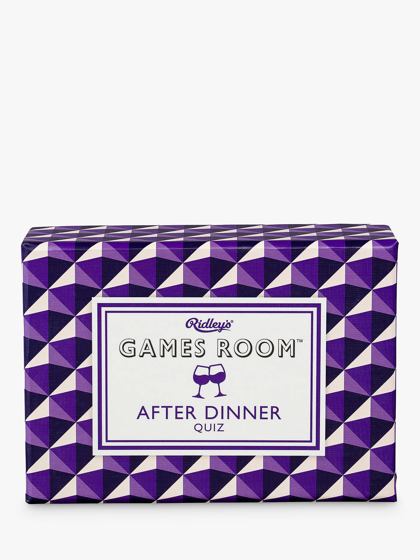 Buy Ridleys Game Room After Dinner Quiz Online at johnlewis.com