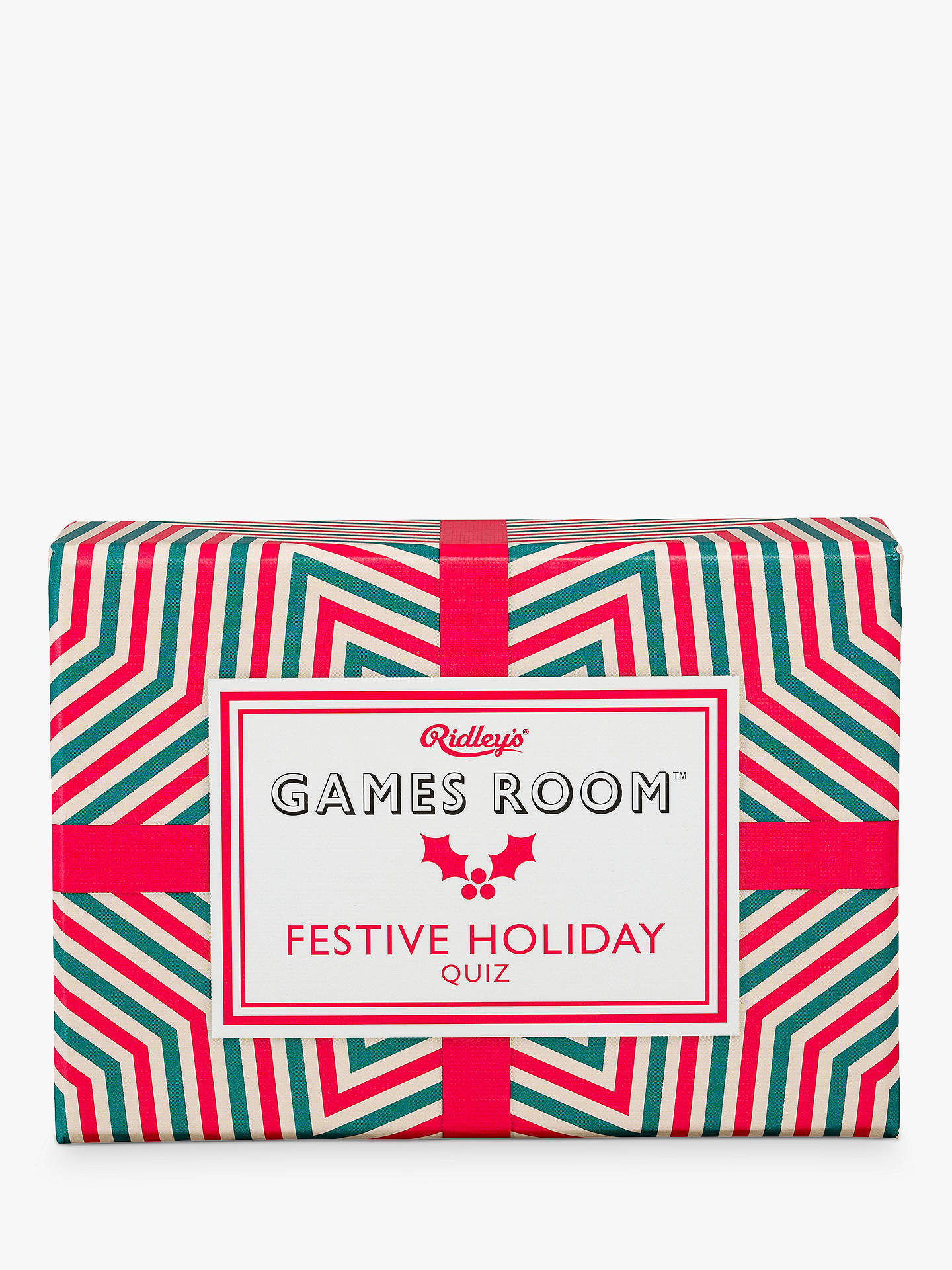 BuyRidley's Games Room Festive Holiday Quiz Online at johnlewis.com
