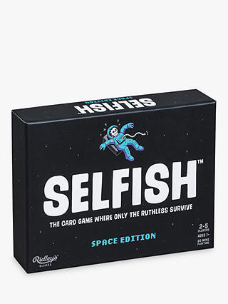 Buy Ridleys Selfish Space Edition Game Online at johnlewis.com