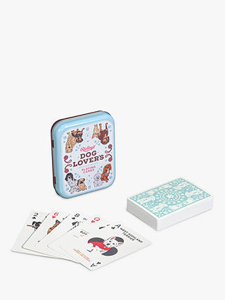 Buy Ridleys Dog Lovers Playing Cards Online at johnlewis.com