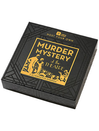 Buy Talking Tables Host Your Own Murder Mystery Night Online at johnlewis.com