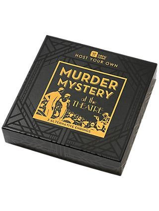 Talking Tables Host Your Own Murder Mystery Night