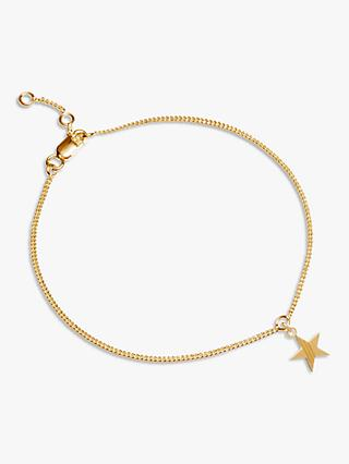 Rachel Jackson London Star Chain Bracelet
