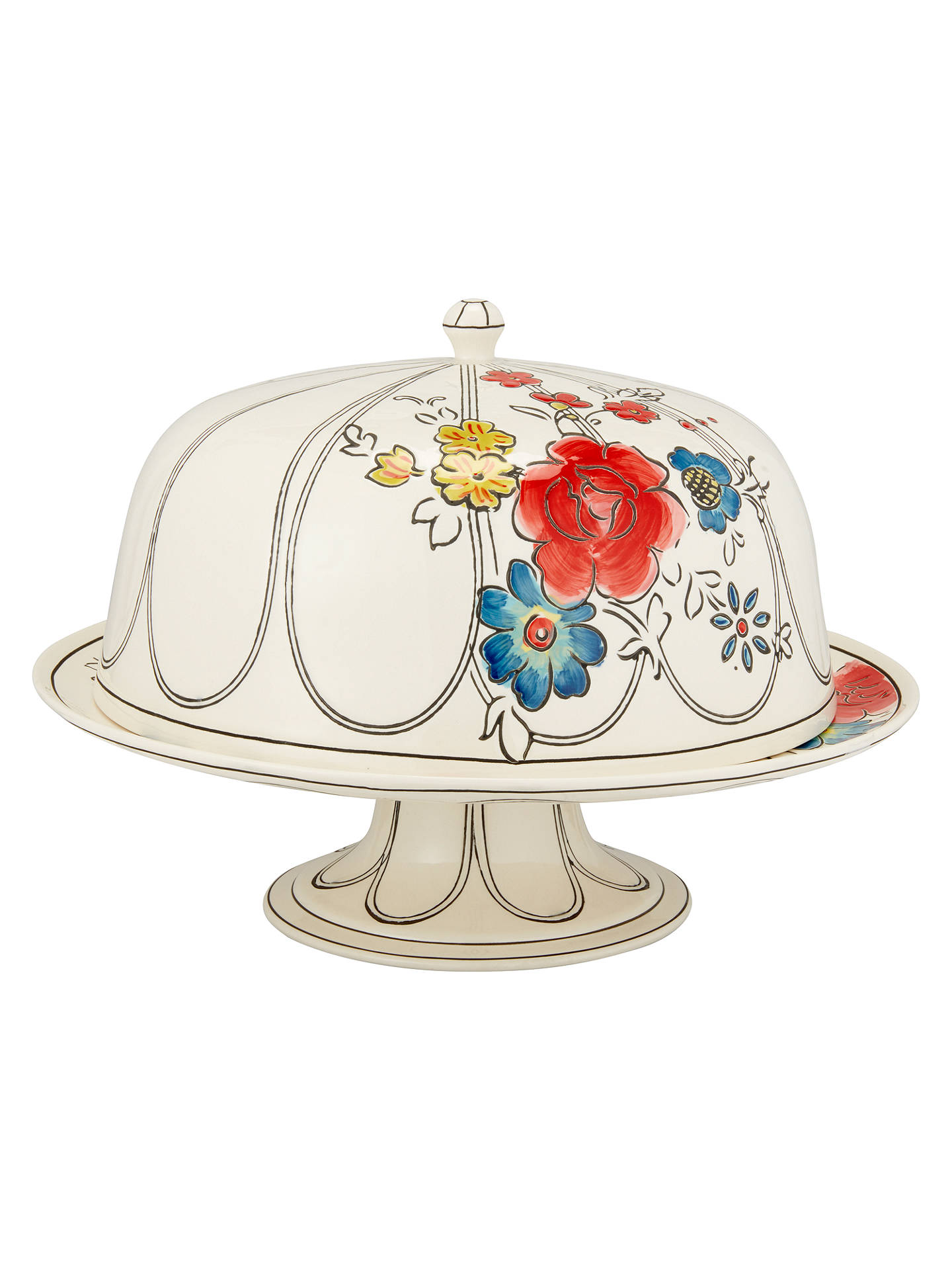 7cb14a15bc BuyMolly Hatch Flower Cake Stand