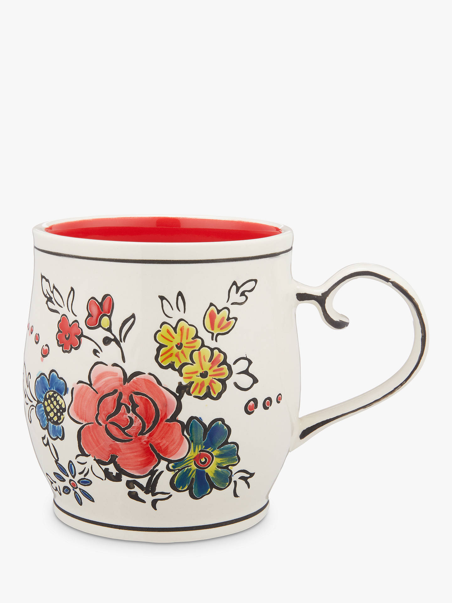 a399bb9c99 BuyMolly Hatch Flower Patch Mug