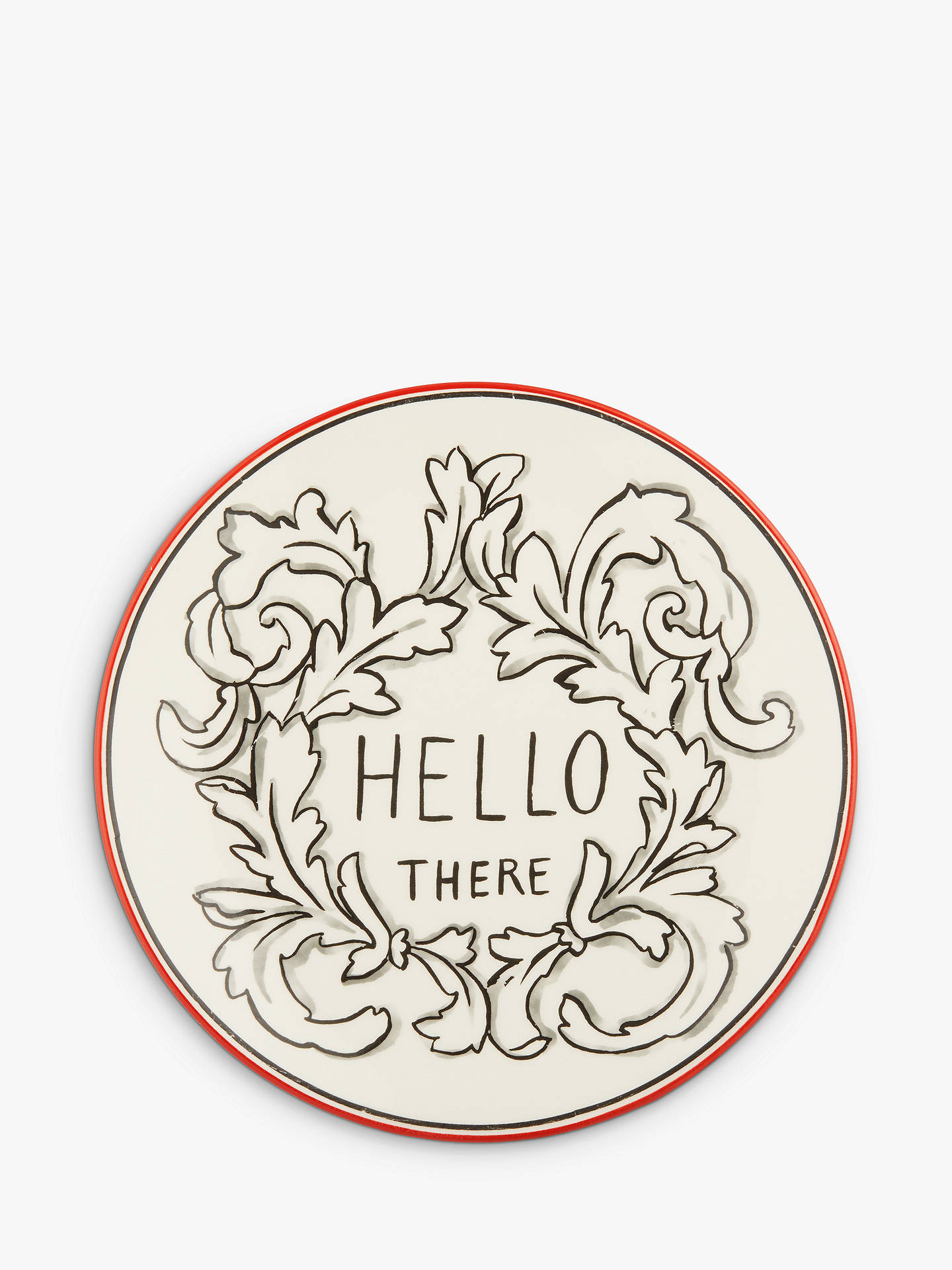 f7482705fb BuyMolly Hatch  Hello There  Side Plate