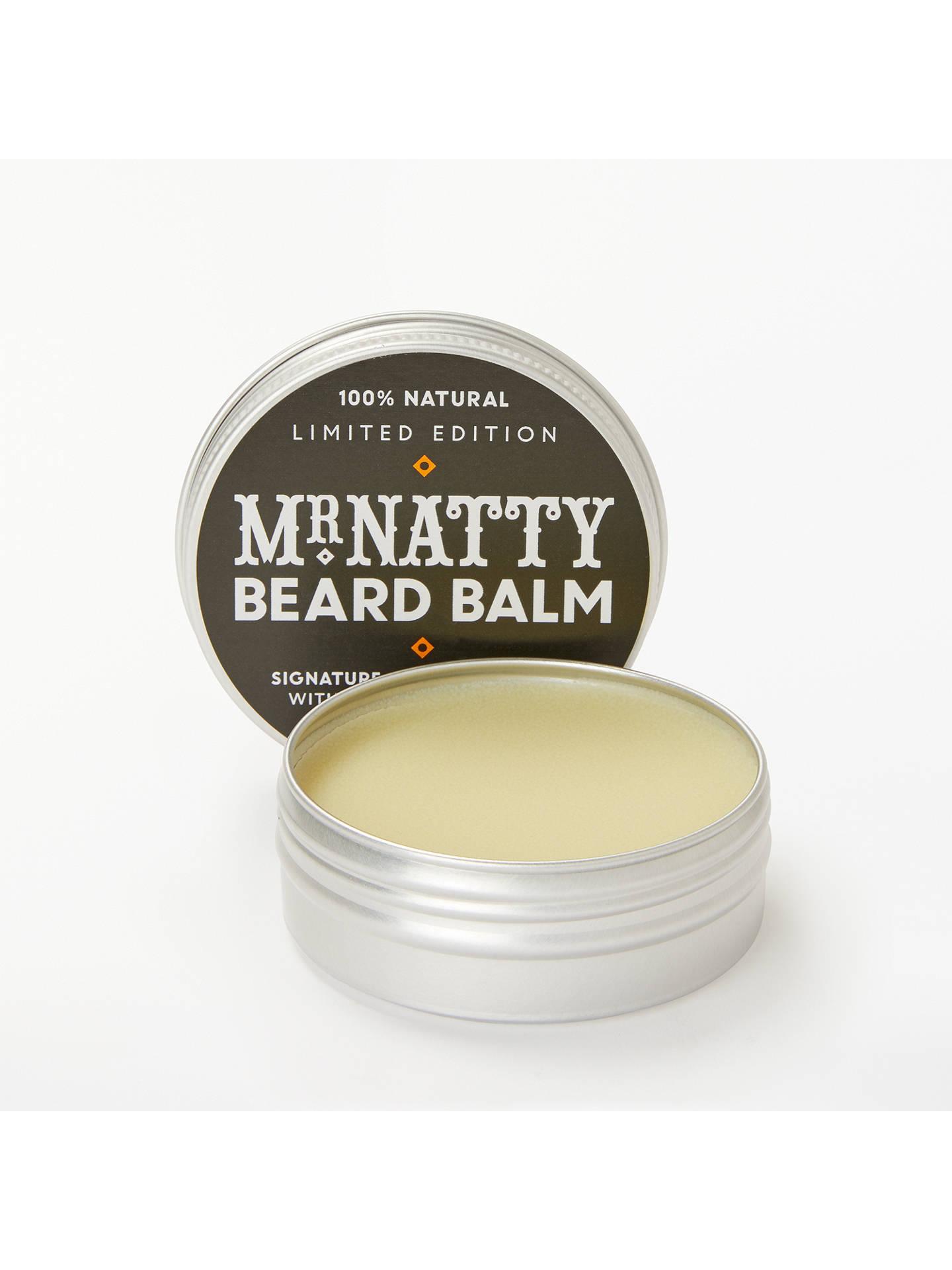 Mr Natty Limited Edition Beard Balm