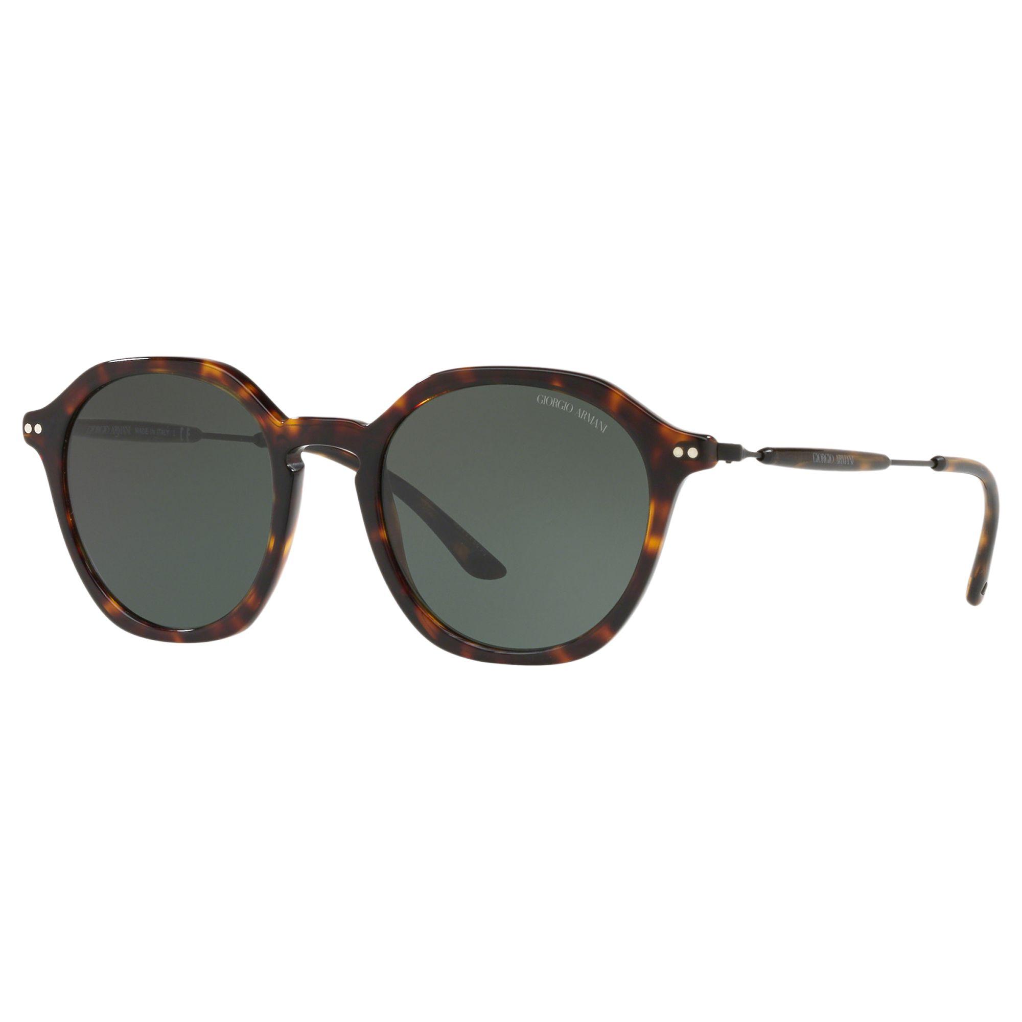 Giorgio Armani Giorgio Armani AR8109 Men's Oval Sunglasses