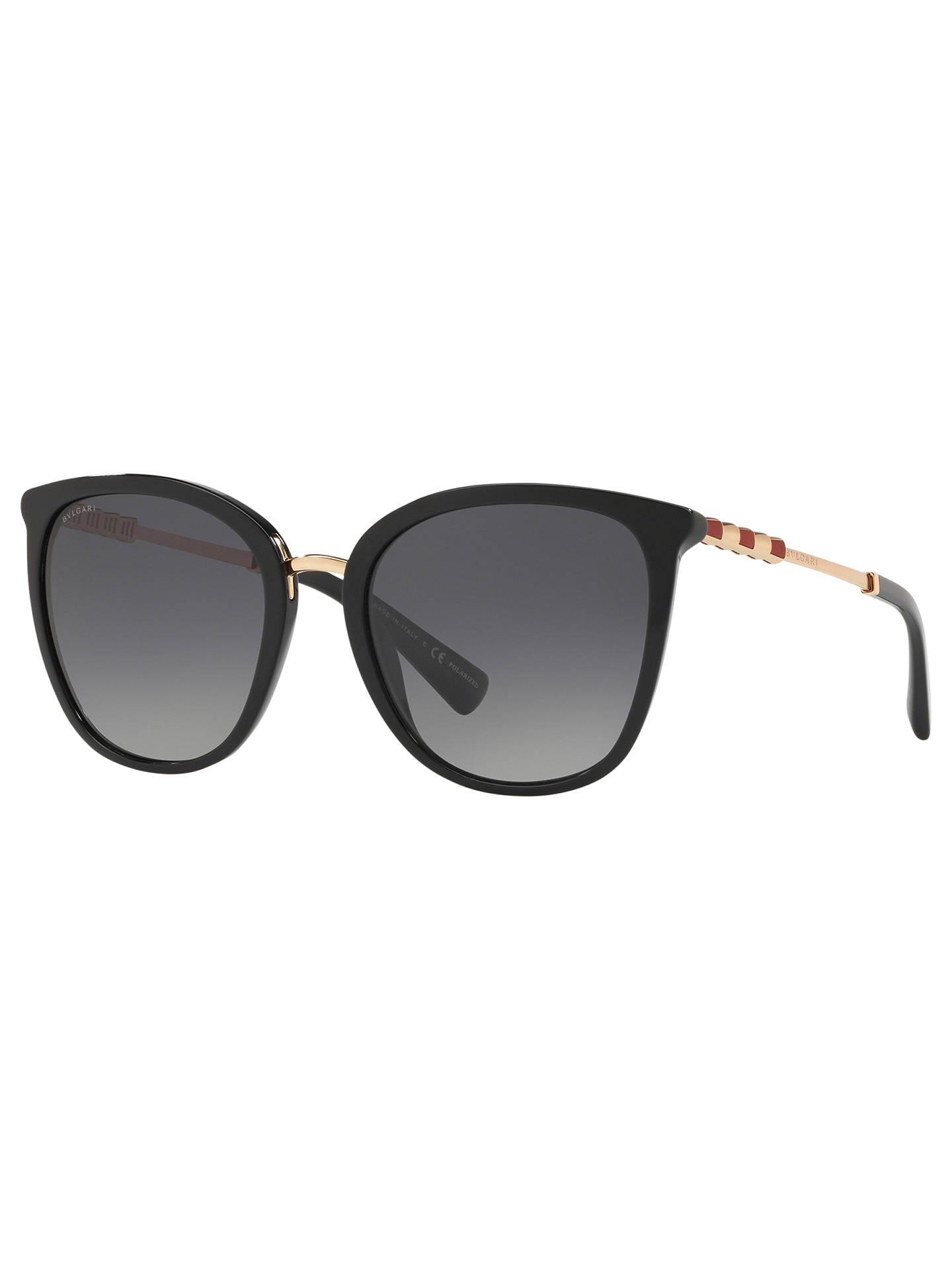 049dec3aac Buy BVLGARI BV8205KB Women s Polarised Oval Sunglasses