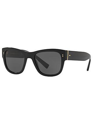 2f08769c4720 Dolce   Gabbana DG4338 Men s Square Frame Sunglasses