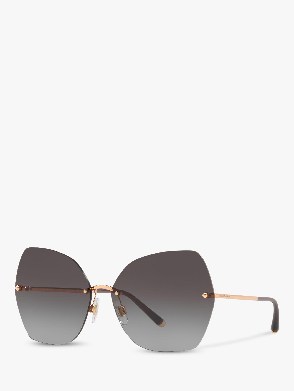 Dolce & Gabbana Dolce & Gabbana DG2204 Women's Geometric Sunglasses