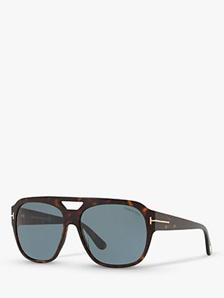 713f9a3512 TOM FORD FT0630 Unisex Bachardy-02 Square Sunglasses