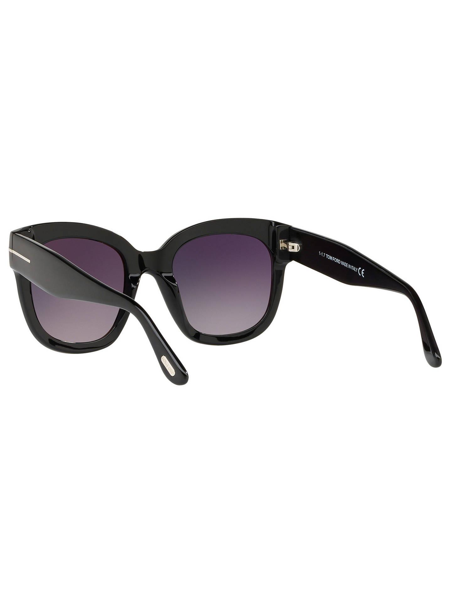 90fc70d3f7e0b ... Buy TOM FORD FT0613 Women s Beatrix-02 Square Sunglasses