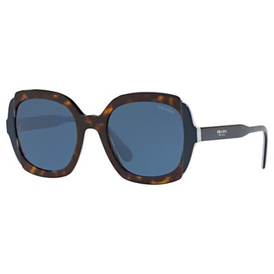 Prada 16US Women's Square Sunglasses