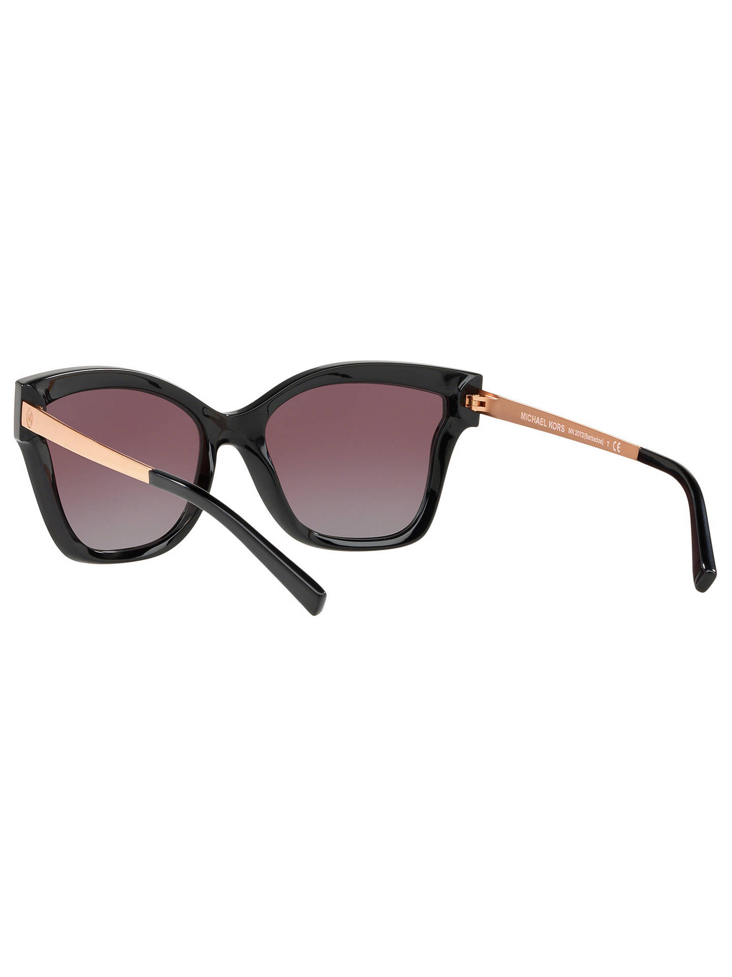 14f35c6b3b ... Buy Michael Kors MK2072 Women s Barbados Polarised Square Sunglasses