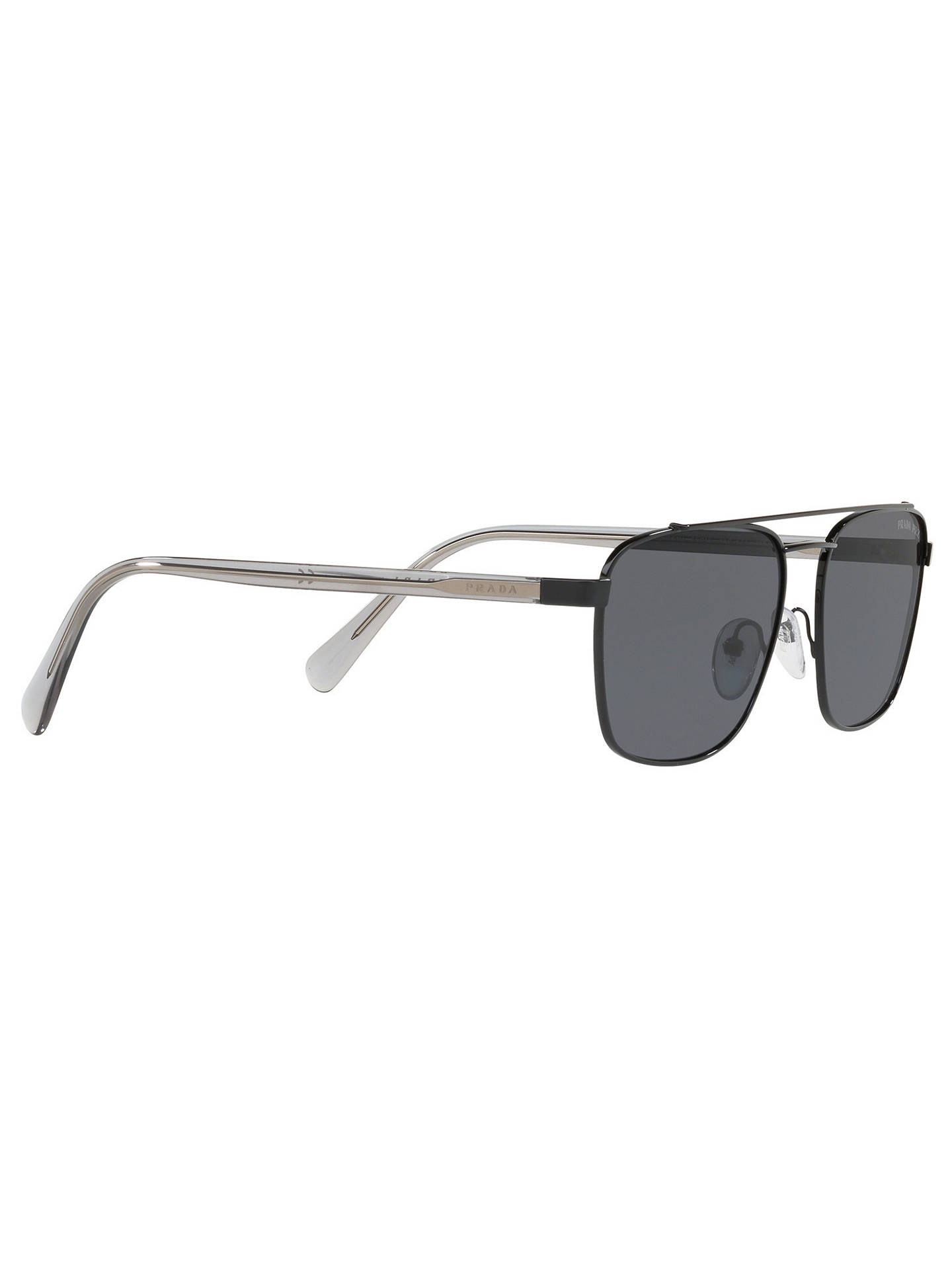 13985aa940 ... BuyPrada PR 61US Men s Polarised Square Sunglasses
