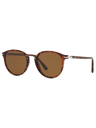 f153f5cc1f Persol PO3210S Men s Polarised Oval Sunglasses